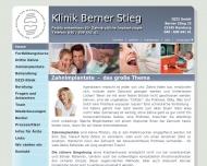 Bild Webseite Wirthmann Dr. Praxis Hamburg