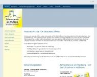 Bild Webseite Waldhier Jochen Dr.med.dent. Heilbronn