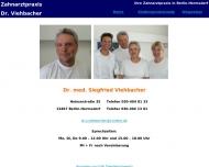 Zahnarztpraxis Dr. Viehbacher