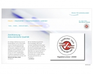 Website Tornow, Dr. med.dent Kai-Oliver Zahnarzt