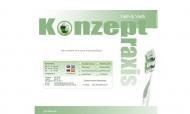 Bild Webseite Zahnarztpraxis Vieth & Vieth Berlin