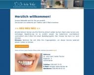 Bild Webseite Tischer Heike Dr. Zahnarztpraxis Berlin