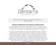 Bild Webseite Dentarra Zahnmedizin Heilbronn