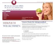 Bild Webseite Uhlig Reinhard Dr. Hamburg