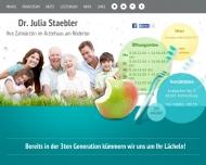Bild Staebler Julia Dr. Zahnarzt