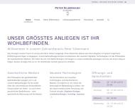Bild Webseite Silbermann Peter Zahnarzt Berlin
