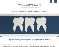 Bild Sendzik Hartmut Dr. Zahnarzt