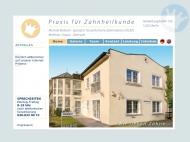 Bild Webseite Strauss Matthias u. Melerski Michael Zahnärzte Berlin