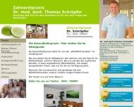 Bild Schröpfer Thomas Dr.med.dent Zahnarztpraxis
