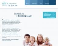 Zahnarzt Dortmund, Zahnarztpraxis Dr. Wolfram Schulte, Stockumer Stra?e 430, 44227 Dortmund
