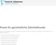 Praxis Dr. Schlatmann - ganzheitliche Zahnheilkunde in N?rnberg - Zahn, Zahnarzt, Schlatmann, Zahnme...