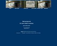 Bild Webseite Savic-Paltin Svetlana Dr. Zahnarztpraxis Berlin