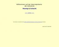 Bild Webseite Schacht Helmut Zahnarzt Berlin