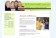 Website Schairer Thomas Dr.