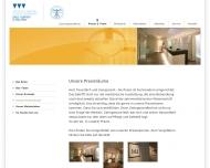 Website Ruppert Werner Dr. Zahnarzt
