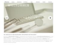 Bild Webseite Schankin Robert G. Zahnarzt Köln