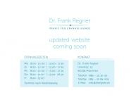Bild Webseite Regner F. Dr. München