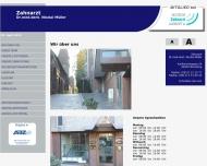 Website Müller Nicolai Dr.