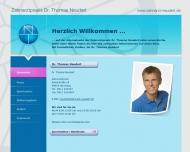 Zahnarztpraxis Dr. Thomas Neudert - Index