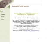 Bild Webseite Zahnarztpraxis Ostermann, Rolf Dr. Hamburg