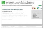 Bild Webseite Nies Detlev Dr. Zahnarzt Köln