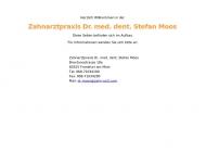Bild Moos Stefan Dr.med.dent. Zahnarzt