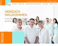 Bild Webseite Mund Rudolf Dr. Zahnarzt u. Bolten Matthias Dr. u. Krause Christiane Dr. München