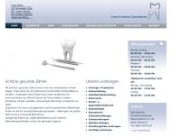 Website Zahnärzte Dr. S. Michl, Dr. J. Schön, Dr. D. Adolph