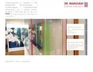Bild Webseite Marggraf Erwin Dr. & Borchardt Katharina Dr. Zahnarztpraxis Berlin