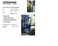 Bild Lütkehaus Brunnenbau GmbH