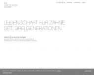 Bild Webseite Küster Dirk Dr. Zahnarzt München