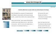 Website Korzinoga Ralf Zahnarzt