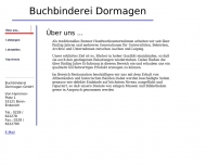 Bild Dormagen GmbH Buchbinderei