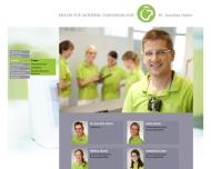 Bild Webseite Huber Joachim Dr. Zahnarztpraxis Cadolzburg