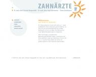 Bild Webseite Rellermeier Ingo Dr. , Heegewaldt Karsten Dr. Zahnärzte Berlin