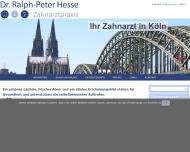 Bild Hesse Ralph-Peter Dr. Zahnarzt