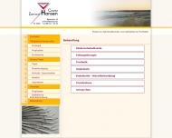 Website Hansen Carsten Zahnarzt