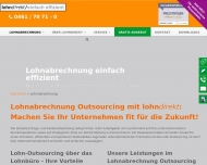 Website Lohndirekt