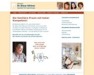 Bild Webseite Gfrörer Elmar Dr. Zahnarzt Berlin