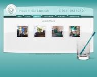 Website Emmrich Heike
