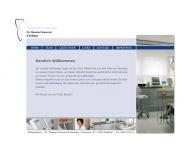 Bild Webseite Donnevert Ralph Thorsten Dr.med.dent. u. Herwig Silke Zahnärzte Frankfurt