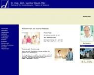 Bild Webseite  Niederkrüchten
