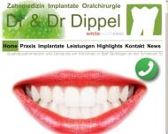 Bild Webseite Dippel Klaus Dr. Bad Säckingen