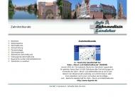 Website Eibl Manfred Dr. Zahnarzt