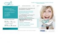 Bild Webseite Zahnarztpraxis Dres. Böwering & Zöllner Bochum
