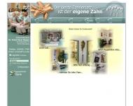 Website Berger Franz X. Dr.med.dent. & Kollegen Zahnärzte