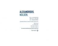 Bild Webseite Zahnarztpraxis Dr. Alexandridis - Zahnkompetenz-Koeln Köln