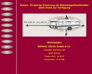 Wohnwagen Ullrich
