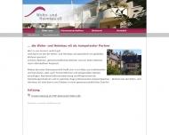 Website Wohn- und Heimbau eG