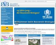 Bauverein Breisgau eG - Die erste Baugenossenschaft in Freiburg